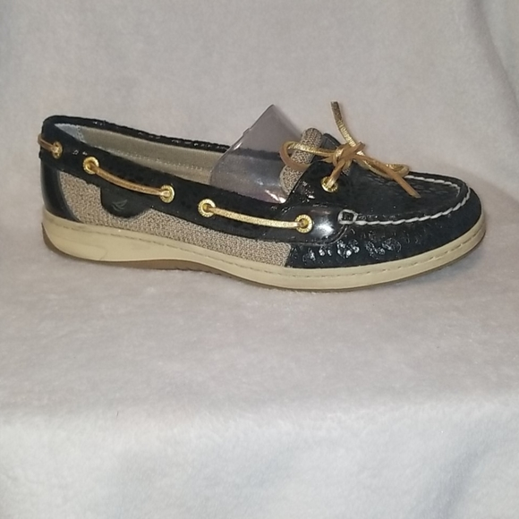SPERRY TOP-SIDER ANGEL FISH BOAT SHOE WOMENS